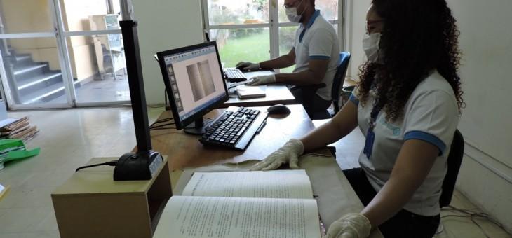 PGM dá continuidade ao procedimento de digitalização de processos e documentos